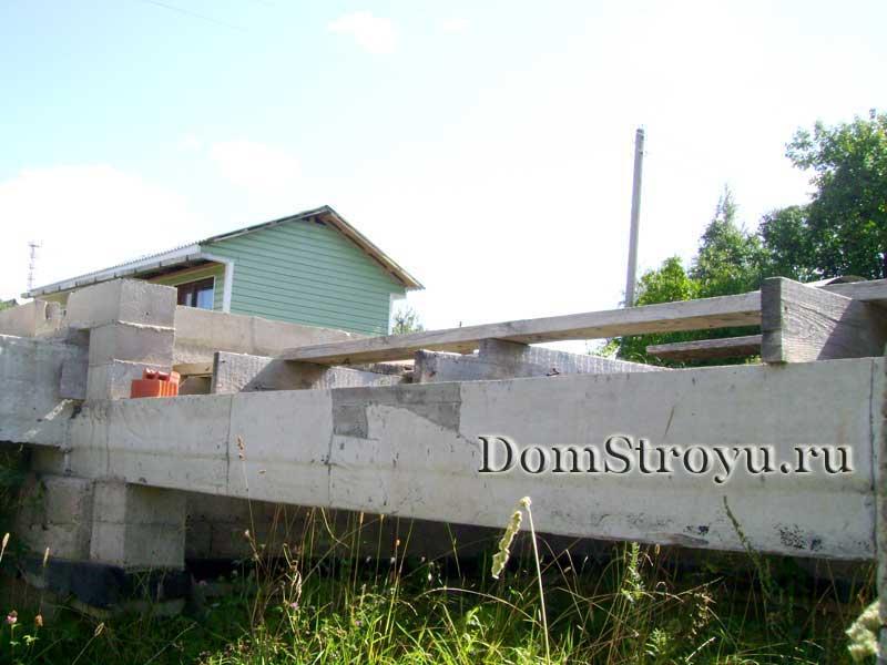 бетонная балка