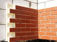 Монтаж фасадных панелей со слоем теплоизоляции