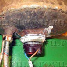 Накопительный электро-водонагреватель своими руками