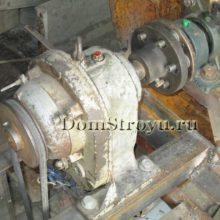 Переделка мотор-редуктора для мешалки